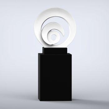Eclipse Contemporary Sculpture - 16 Colour Options