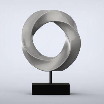 Eternal Contemporary Indoor Sculpture - 16 Colour Options