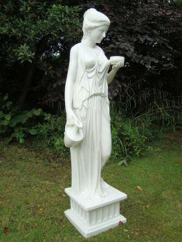 Hebe Statue - Garden Sculpture Ornament Art