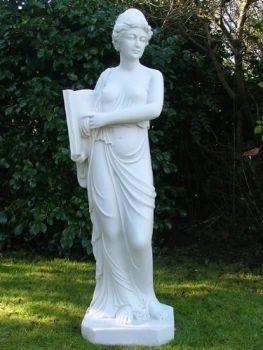 Jasmyn Statue - Garden Sculpture Ornament Art