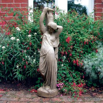 Nicole Stone Sculpture - Large Garden Statue