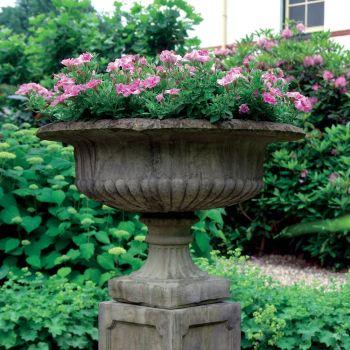 Victorian Stone Plant Pot - Grand Garden Planter