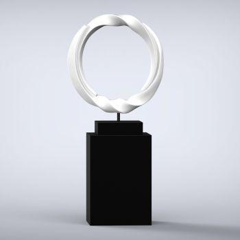 Vortex Contemporary Sculpture - 16 Colour Options