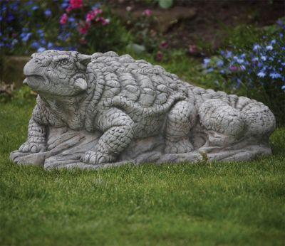 Ankylosaurus Dinosaur Statue - Large Garden Ornament