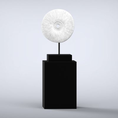 Cosmic Contemporary Sculpture - 16 Colour Options