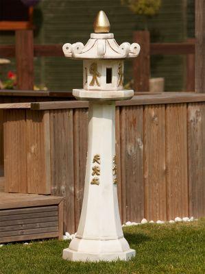 Grand Japanese Pagoda Lantern - Large Chinese Garden Ornament