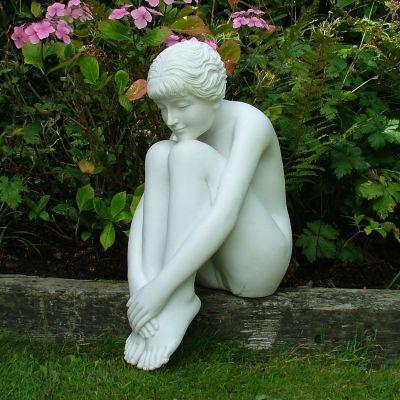 Nude Melina Sculpture - Garden Statue Ornament Art