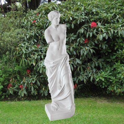 Venus de Milo 42cm Greek Garden Sculpture - Large Marble Statue