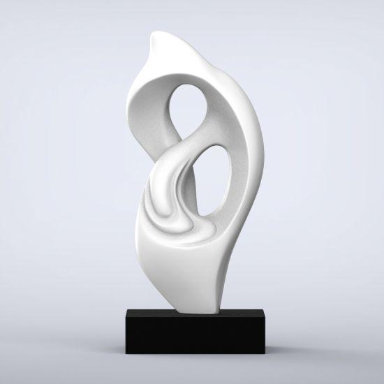 Evolution Contemporary Indoor Sculpture - 16 Colour Options