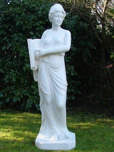 Jasmyn Sculpture - Large Garden Statue Ornament Art