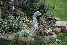 Brachiosaurus Dinosaur Statue - Large Garden Ornament