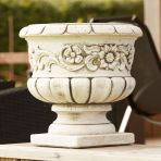 Colmar Stone Plant Vase - Large Garden Planter