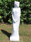 Innocence 85cm Marble Resin Garden Statue