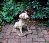 Jack Russell Terrier Dog Statue - Large Garden Ornament