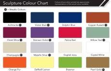 Perpetual Exclusive Contemporary Sculpture - 16 Colour Options