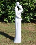 Passion 132cm Marble Resin Modern Garden Statue