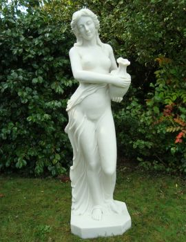 Alexa Sculpture - Large Garden Statue Ornament Art