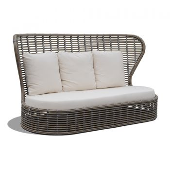 Bakari Rattan Sofa Garden Furniture