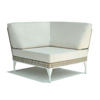 Brafta Rattan Left Sofa Seat Garden Furniture