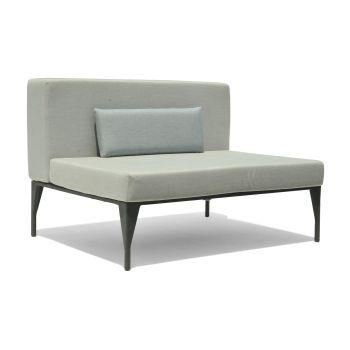 Brenham Centre Sofa Seat Garden Furniture