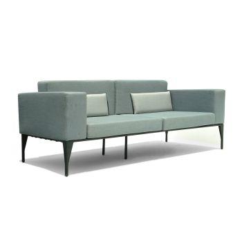 Brenham Love Seat Sofa Garden Furniture