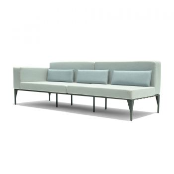 Brenham Right Sofa Garden Furniture