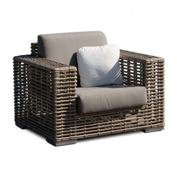 Castries Rattan Armchair Garden Furniture