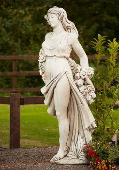 Celine 200cm Stone Sculpture  - Large Garden Statue