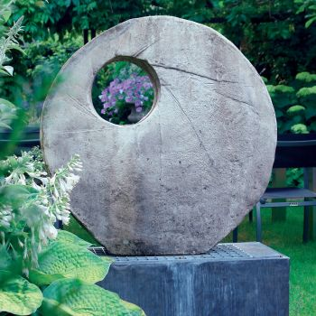 Contemporary Outlook Design - Large Garden Stone Statue