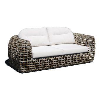 Dynasty Rattan Sofa Garden Furniture