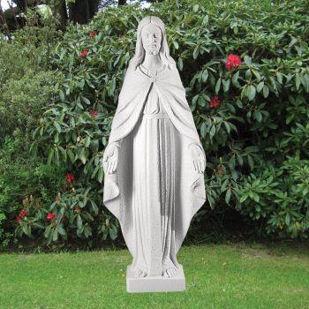 Jesus Christ 95cm Religious Sculpture - Marble Garden Statue