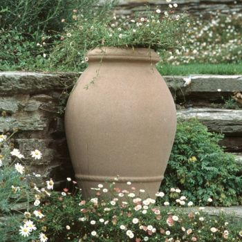 Large Garden Planters - Arabian Stone Urn Planter
