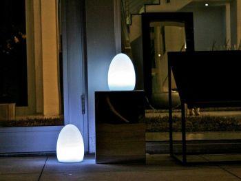 LED Bullet Spheres 22cm Outdoor & Indoor Lighting