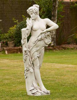 Nude Aimee Stone Sculpture - Large Garden Statue