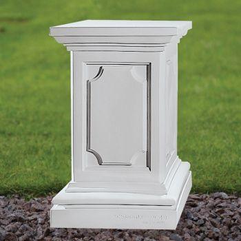 Plain 70cm Pedestal Column - Marble Statue Plinth