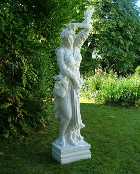 Rhoda Statue - Garden Sculpture Art Ornament