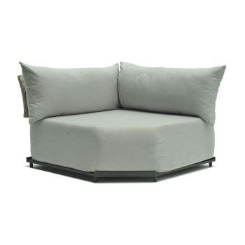 Windsor Rattan Corner Sofa Seat Garden Furniture
