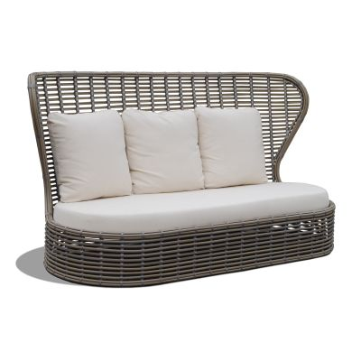Bakari Rattan Sofa Garden Furniture