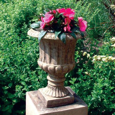 Modena 24 Stone Vase Plant Pot - Large Garden Planter