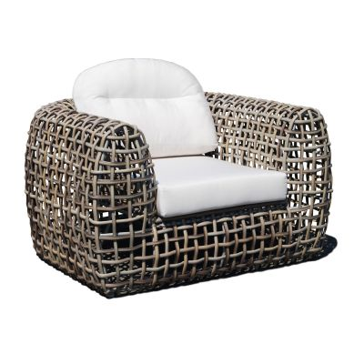 Dynasty Rattan Armchair Garden Furniture