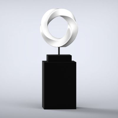Eternal Contemporary Sculpture - 16 Colour Options