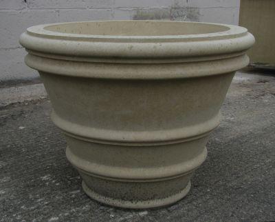 Trafalgar Stone Plant Vase - Large Garden Planter