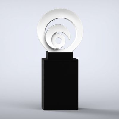 Eclipse Contemporary Sculpture - 16 Colour Options