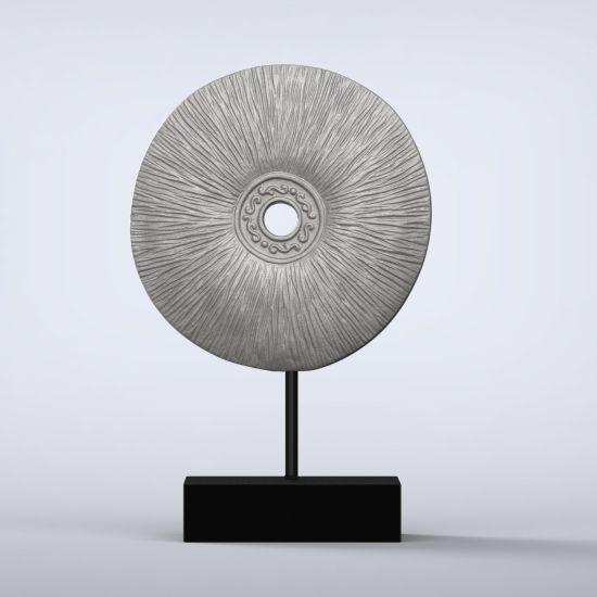 Cosmic Contemporary Indoor Sculpture - 16 Colour Options