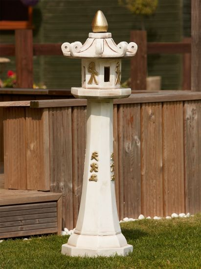 Grand Japanese Pagoda Lantern - Large Chinese Garden Ornament
