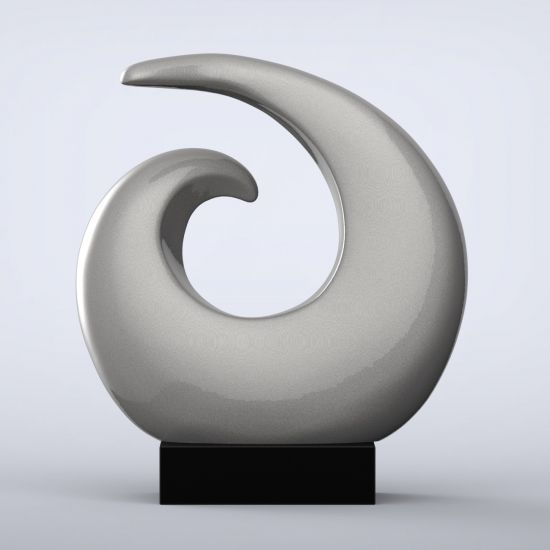 Revolve Contemporary Indoor Sculpture - 16 Colour Options