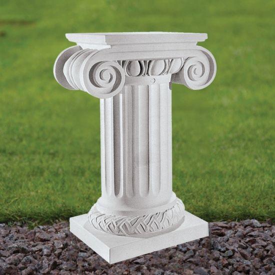 Roman 75cm Pedestal Column - Marble Statue Plinth