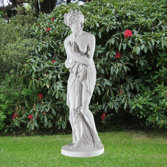 Venus of Canova 120cm Greek Garden Sculpture - Large Marble Statue