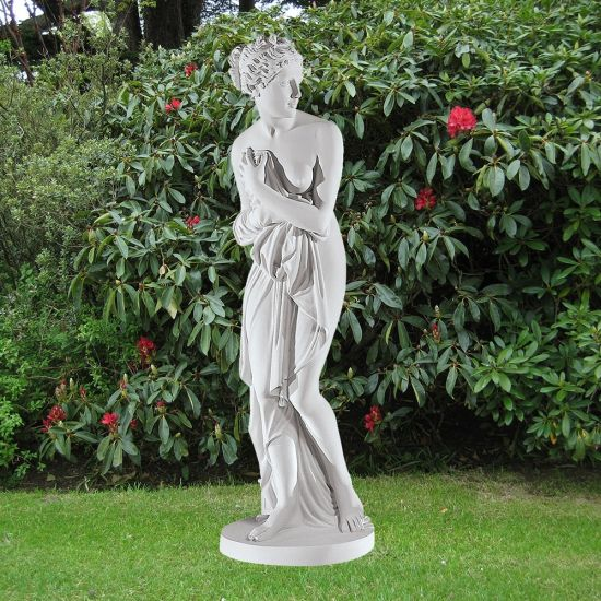 Venus of Canova 43cm Greek Garden Sculpture - Large Marble Statue