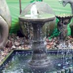 Classic Plain Bowl Fountain - Garden Water Feature